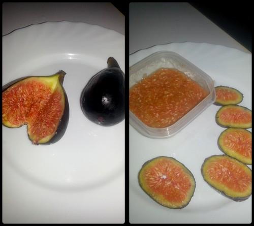Photos et recettes des défis culinaires Figues