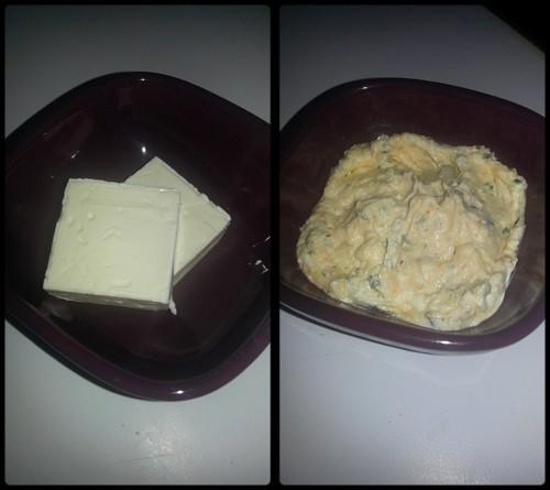 Photos et recettes des défis culinaires Kiri