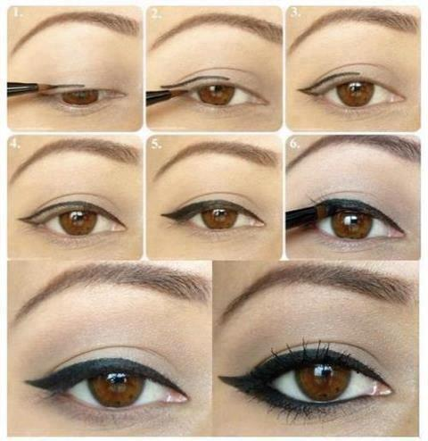 Maquillage des yeux - Page 4 Eyeliner